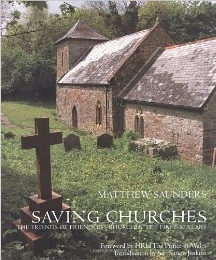 Saving Churches book cover