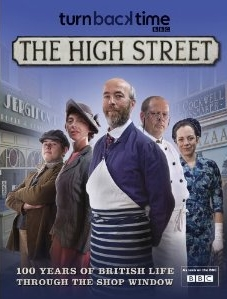 High Street Book cover