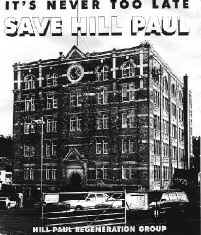 Save Hill Paul Poster