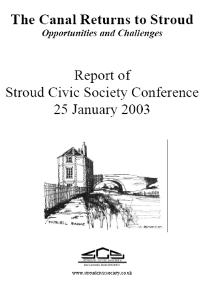Canal Conference Report Cover