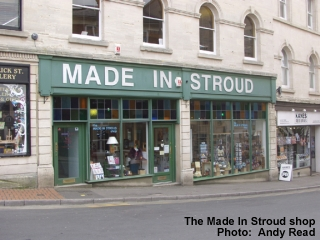 Made In Stroud.  Photo by Andy Read