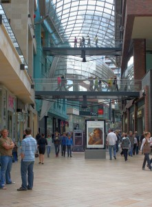 Inside Cabot Circus