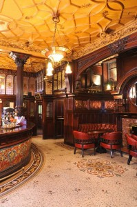 The Philharmonic, Liverpool, from the book Britain's Best Real Heritage Pubs