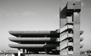 Tricorn Centre, Portsmouth. Owen Luder and Rodney Gordon. Built 1966. Demolished 2004.